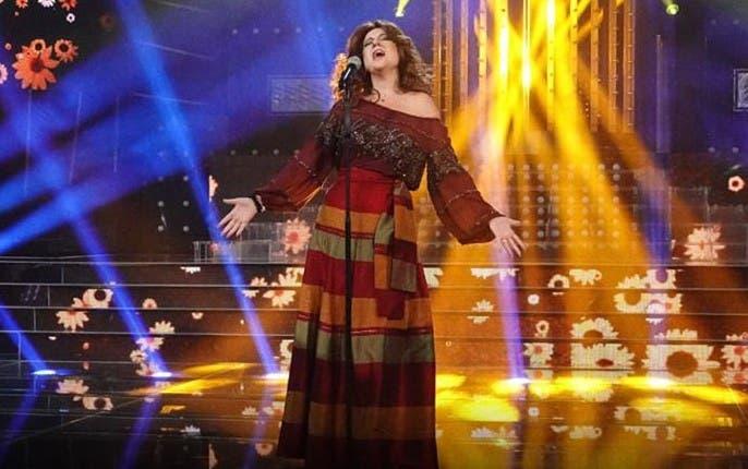 Tale e Quale Show - Il Torneo - Jessica Morlacchi imita Loretta Goggi