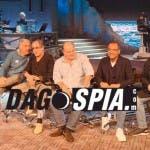 Adriano Celentano con Chiambretti, Giletti, Scotti, Conti e Bonolis