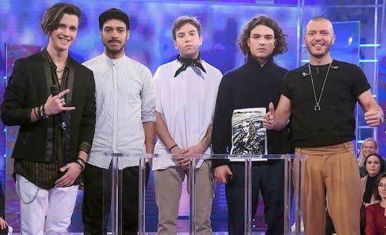 Primi finalisti Sanremo Giovani