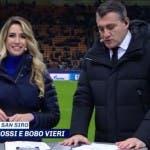 Giorgia Rossi e Bobo Vieri