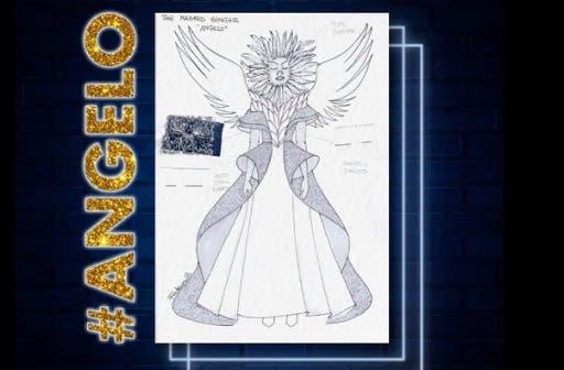 Il Cantante Mascherato - Angelo