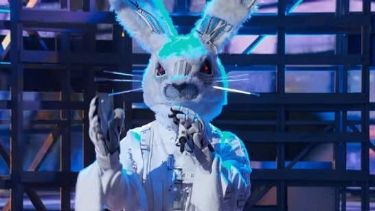 Il Coniglio - Il Cantante Mascherato