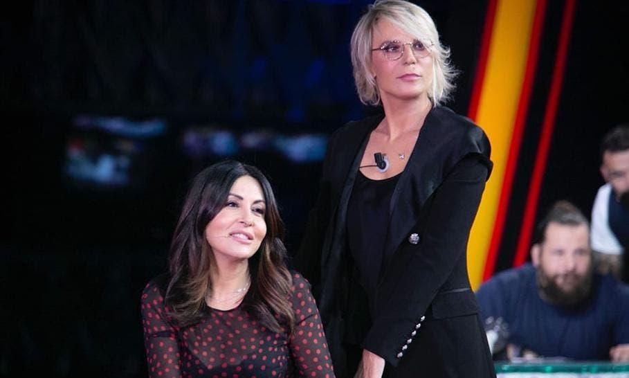 Sabrina Ferilli e Maria De Filippi