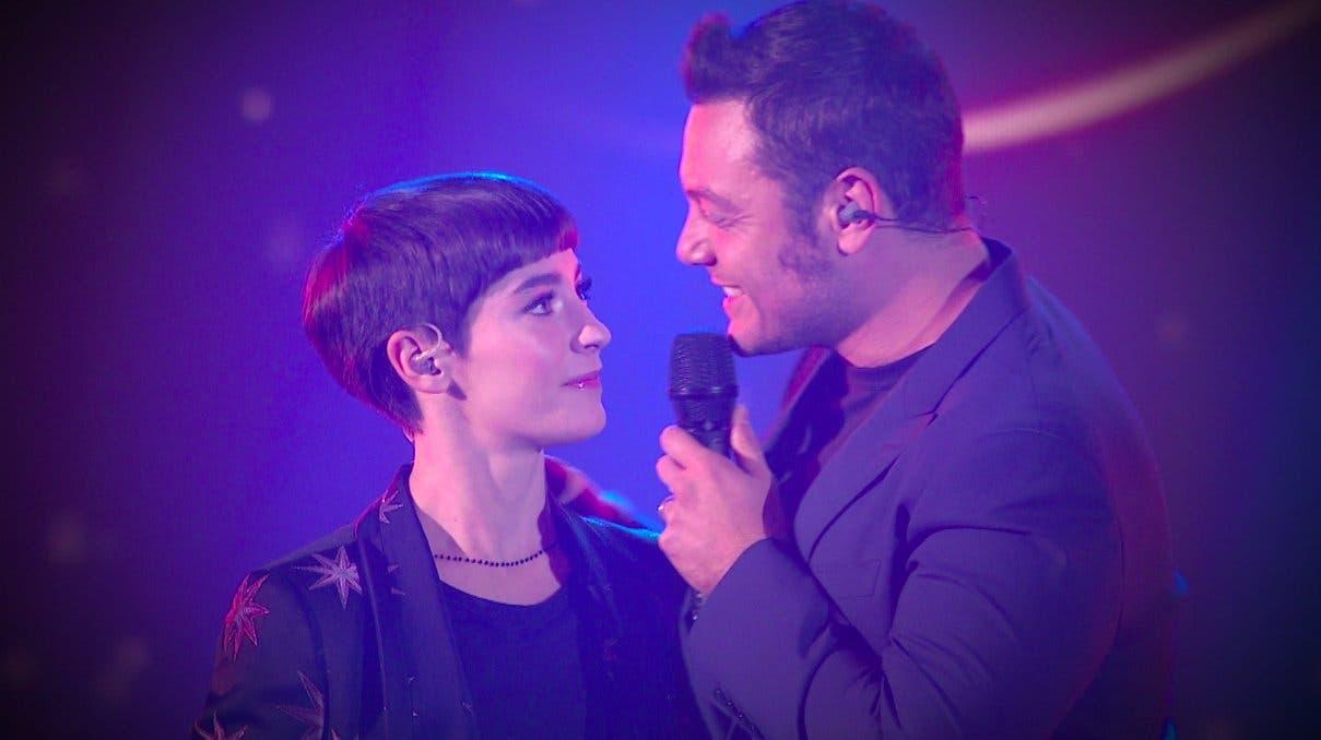 Sofia Tornambene e Tiziano Ferro - X Factor 2019