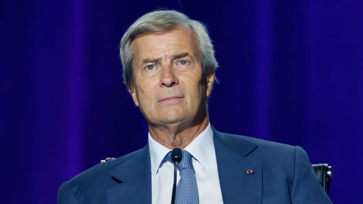 Vincent Bolloré (Vivendi)