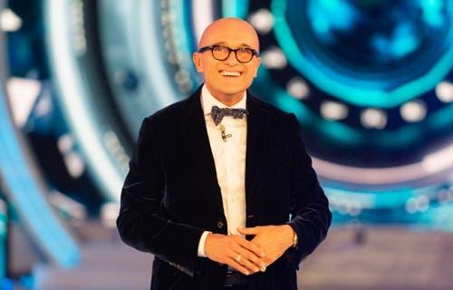Alfonso Signorini - GF Vip 2020