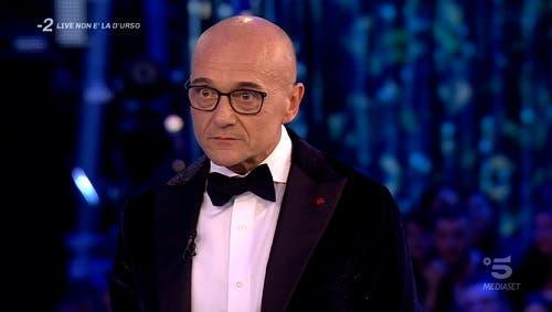 Alfonso Signorini - Quarta puntata GF Vip 2020