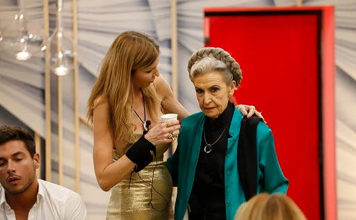 GF Vip, Barbara Alberti continua a minacciare il ritiro: «E'