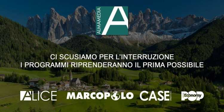 Canali Gruppo Alma Media