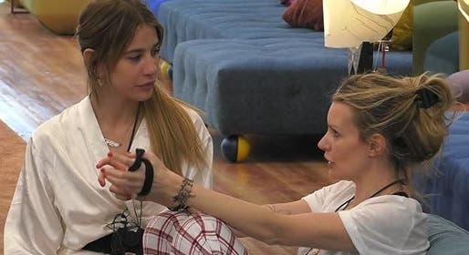 Clizia Incorvaia e Licia Nunez