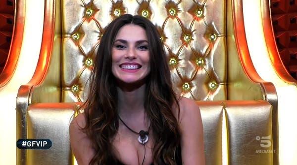 Grande Fratello Vip: Dayane Mello è la prima finalista