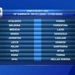 Serie A, diciottesima giornata
