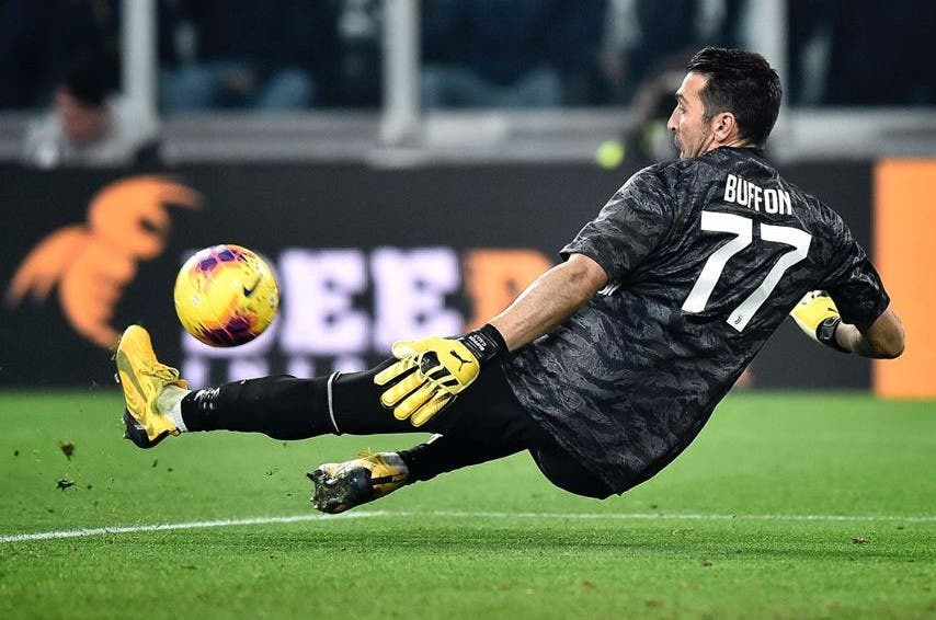 Gianluigi Buffon (da Facebook)