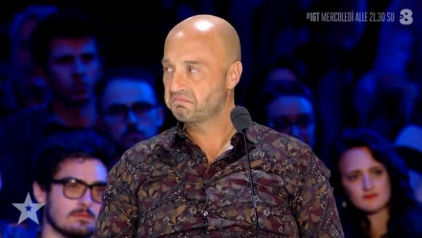 Joe Bastianich - Italia's Got Talent 2020