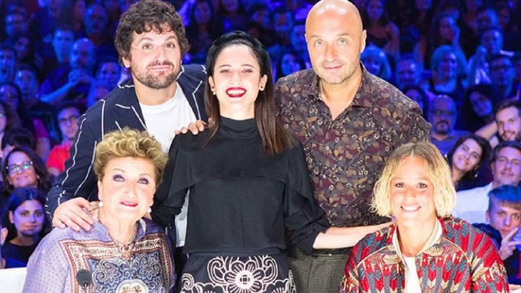 Mara Maionchi, Frank Matano, Lodovica Comello, Joe Bastianich, Federica Pellegrini