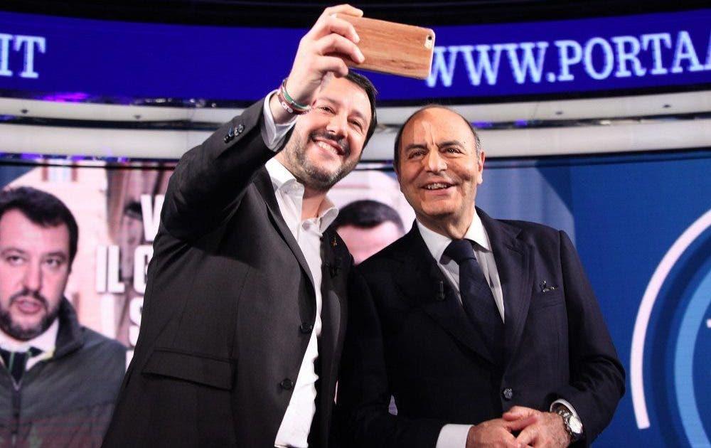 Rai sotto accusa, Salvini in onda nell'intervallo di Juve Ro