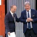 Paolo Del Debbio e Marcello Vinonuovo, Dritto e Rovescio