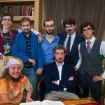 Paolo Ruffini e i Secchioni