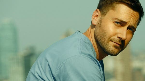 Ryan Eggold - New Amsterdam 2