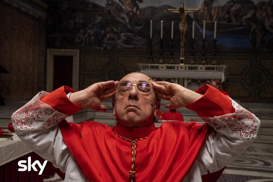The New Pope - Silvio Orlando