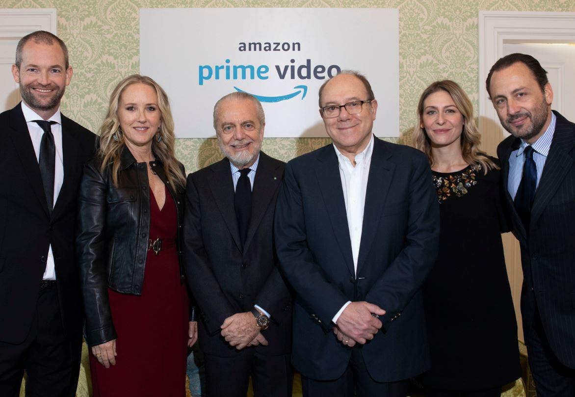 Amazon Prime Video: le novità italiane. Arrivano Carlo Verdo