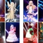 I Personaggi de Il Cantante Mascherato