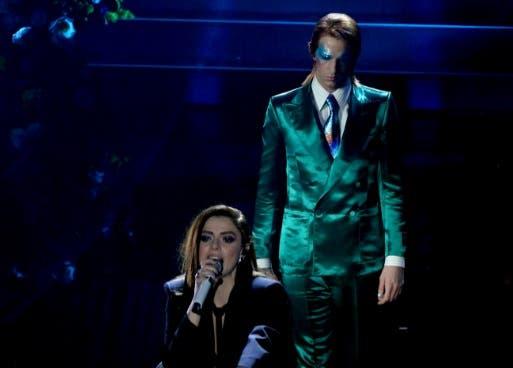 Achille Lauro e Annalisa - Sanremo 2020 (Ufficio Stampa Rai)