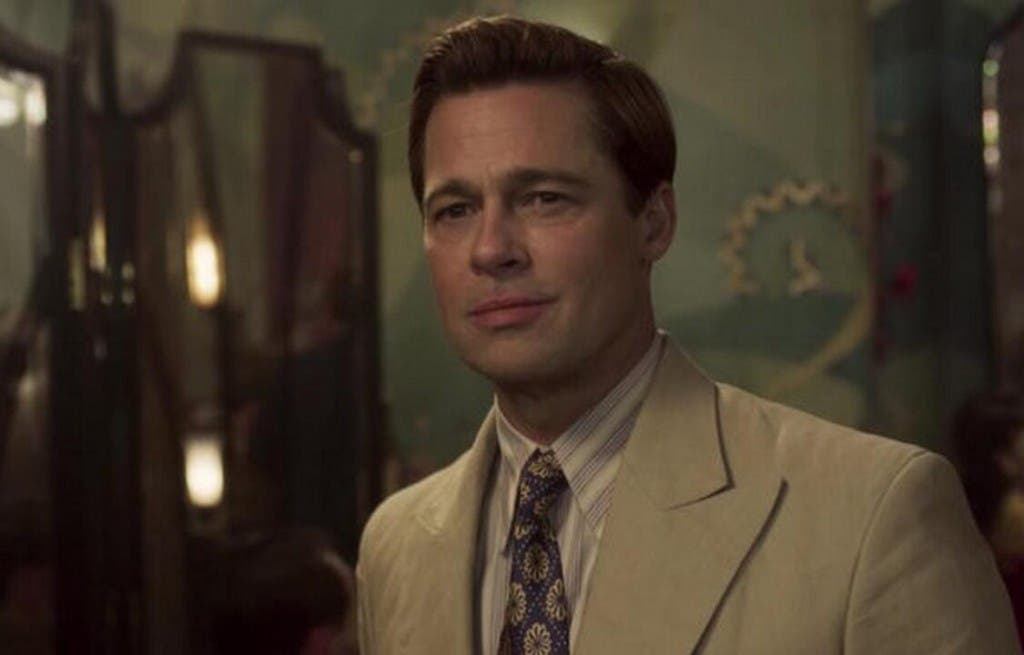 Allied Un'ombra nascosta - Brad Pitt