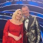 Antonella Clerici e Amadeus - Sanremo 2020