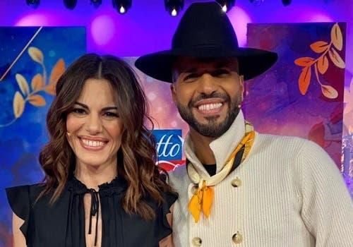 Bianca Guaccero e Jonatha Kashanian