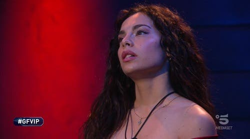 Carlotta - Nona puntata GF Vip 2020