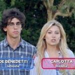 De Benedetti e Carlotta - La Pupa e Il Secchione e Viceversa