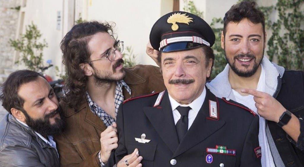 Don Matteo 12 - Nino Frassica e i The Jackal