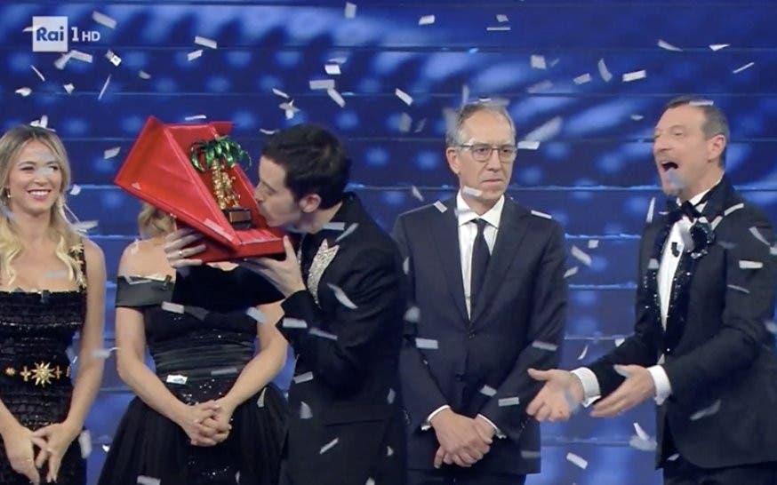 Finale di Sanremo 2020 - da Twitter