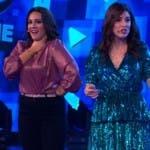 Francesca Manzini e Diana Del Bufalo