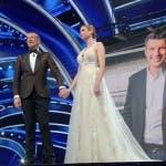 Amadeus omaggia Frizzi - Sanremo 2020
