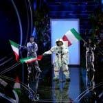 Francesco Gabbani - Sanremo 2020 (Ufficio Stampa Rai)