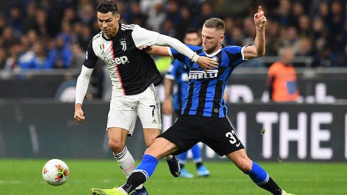 Juventus Inter in chiaro su Tv8?