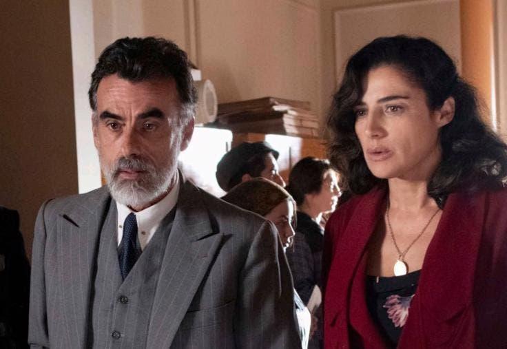 La Vita Promessa 2 - Thomas Trabacchi e Luisa Ranieri