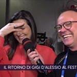 La Vita in Diretta - Giovanna Civitillo e Gigi D'Alessio