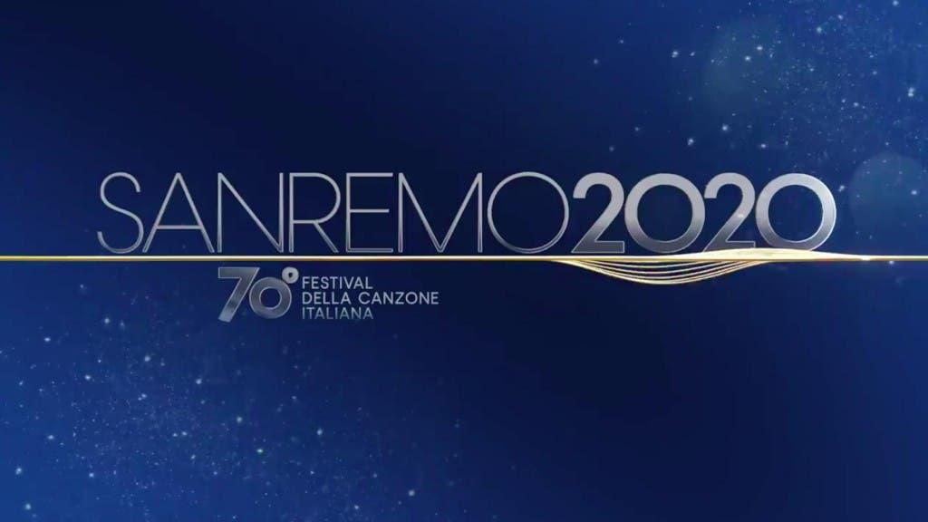 Logo del Festival di Sanremo 2020