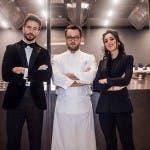 Marco Ferri, Alessandro Negrini e Chiara Carcano in Chef Save The Food