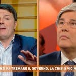 Paolo Del Debbio, Matteo Renzi
