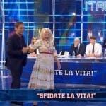 Sandra Milo cade