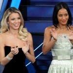 Sanremo 2020 - Diletta Leotta e Rula Jebreal (Ufficio Stampa RAI)