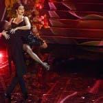 Sanremo 2020 - Il tango di Georgina Rodgriguez (da US Rai)