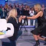 Mara Venier e Irene Grandi