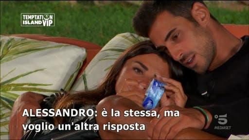 Serena e Alessandro - Temptation Island Vip 2019