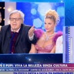 Vittorio Sgarbi vs Barbara D'Urso