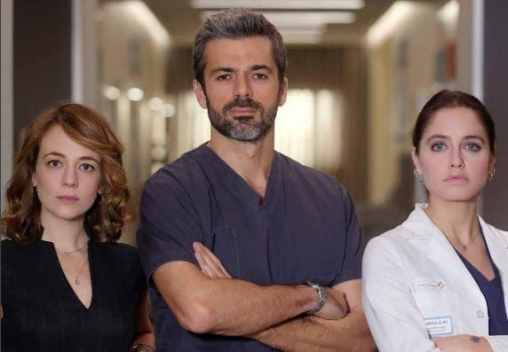Doc - Nelle tue Mani - Sara Lazzaro, Luca Argentero e Matilde Gioli